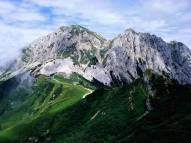 Elegant Mountain Ranges, Italy