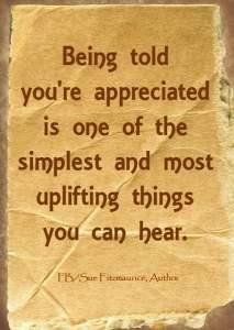 Appreciated