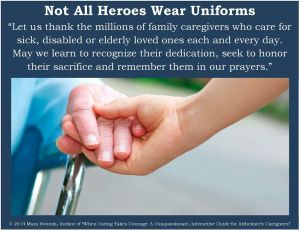 not all heroes wear uniforms