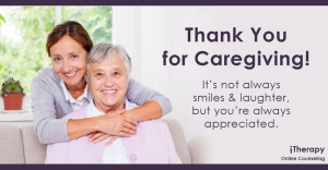 Thank You For Caregiving
