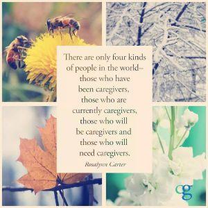 four kinds of caregivers